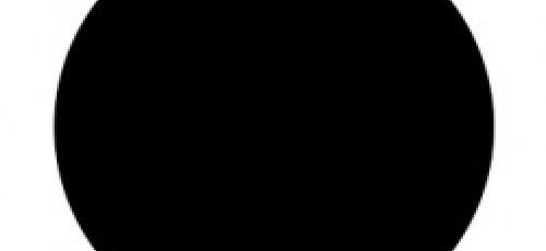 Vloerplaat  staal rond