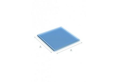 Vloerplaat glas vierkant